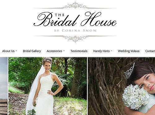 The Bridal House